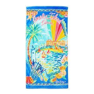 NWT ✨ Lilly Pulitzer Amelia Island Beach Towel